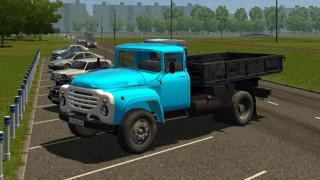 Zil-130 Board Truck