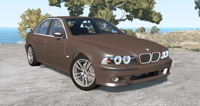 BMW M5 (E39) 2001