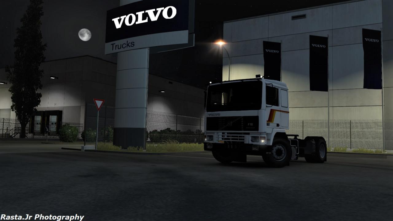 Volvo F Series Sound