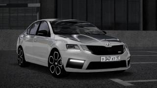 Skoda Octavia RS 2017