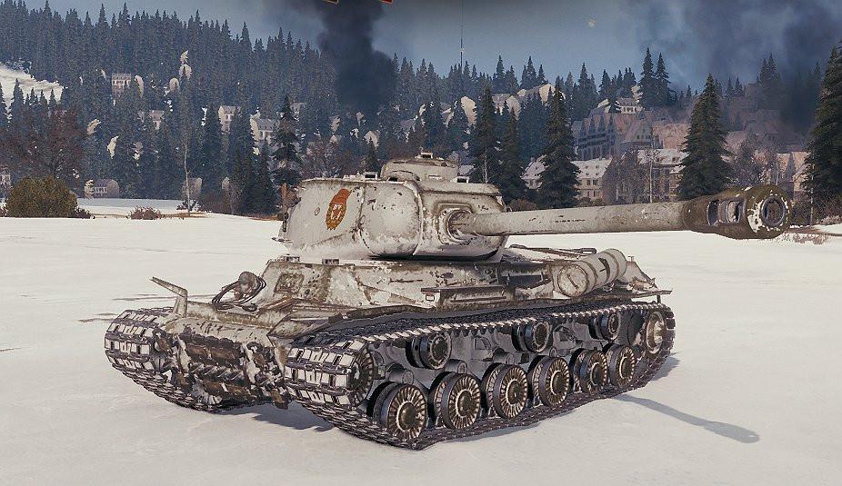 RazerTeck's IS (IS-2 mod 1943)