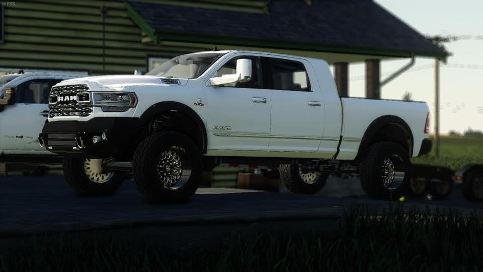 2020 Dodge mega cab