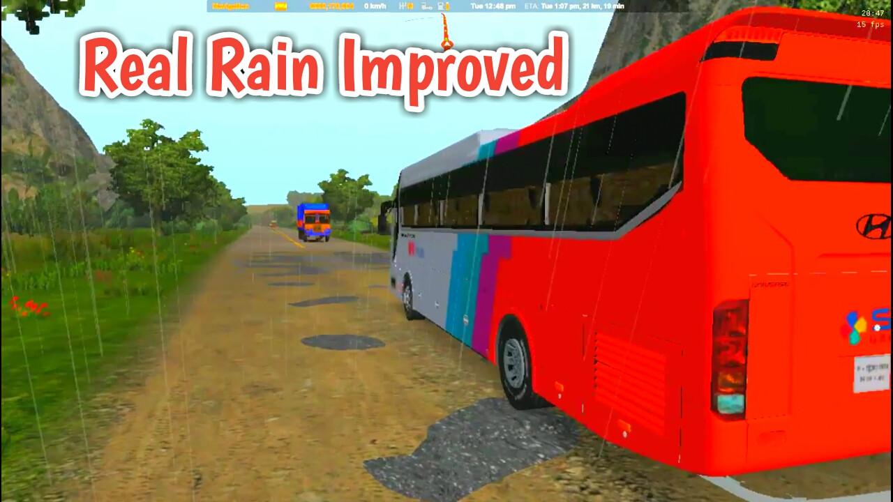 Real Rain Improved