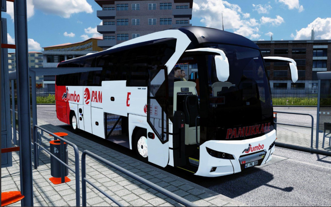 Neoplan New Tourliner Euro 6