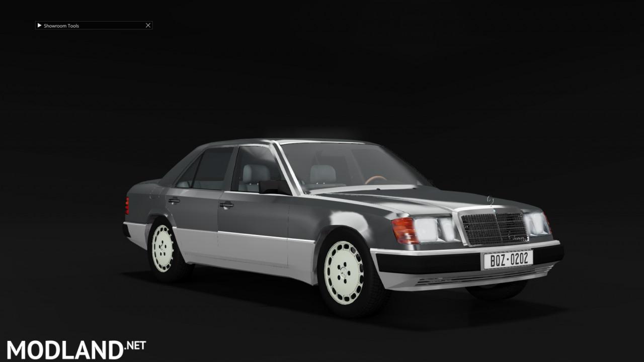 Mercedes-Benz W124 1995