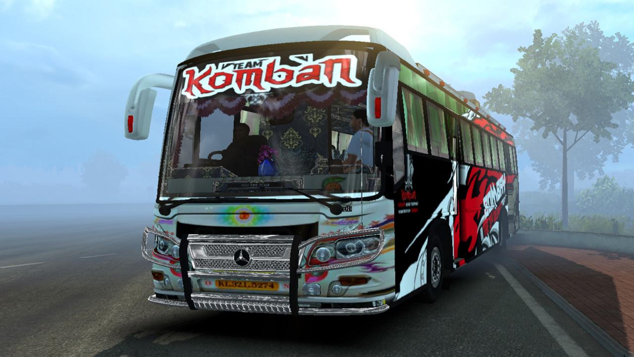 Komban Bus Skin 5 in 1 Pack