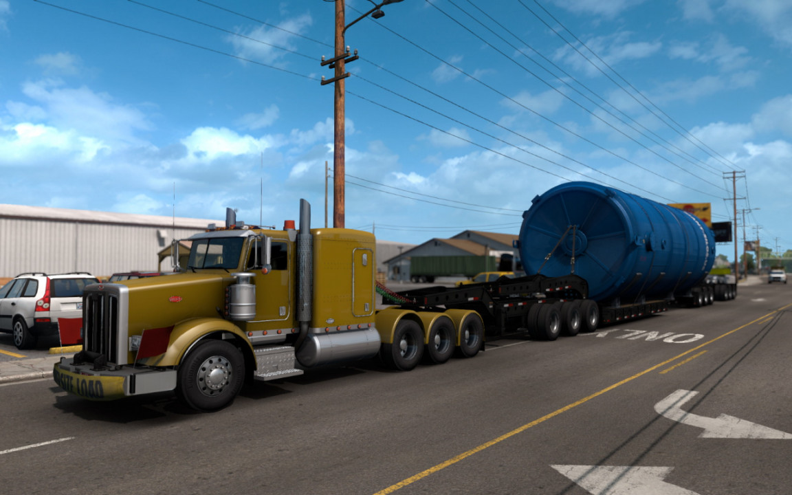 Peterbilt 357 Heavy Haul v3.3 for 1.38 and up