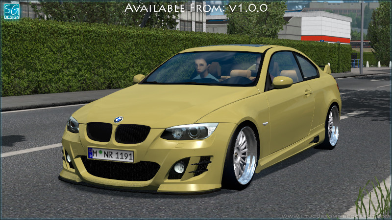 BMW TRAFFIC PACK 1.37 - 1.38