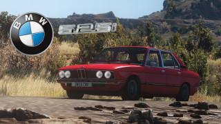 BMW 5-Series 525i (E12)