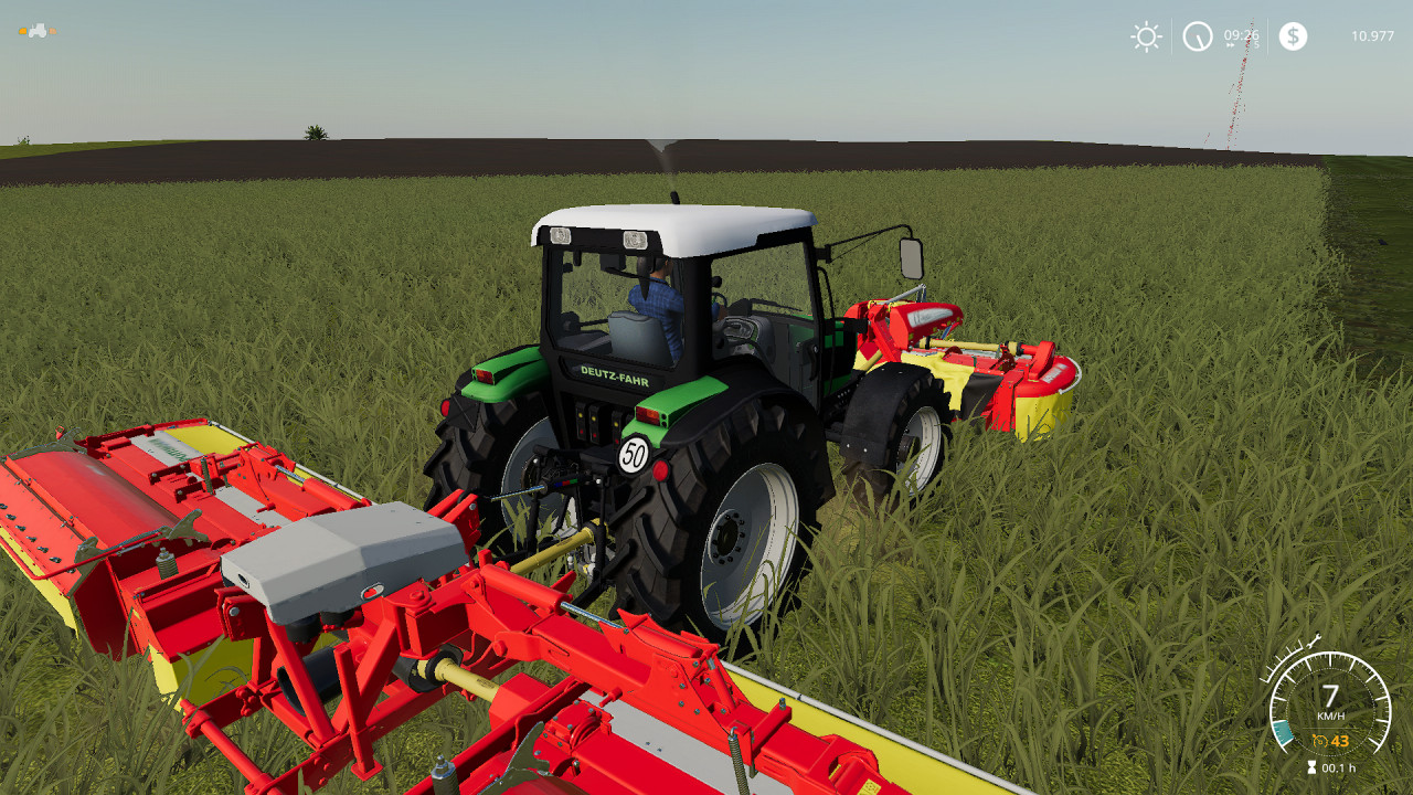 Deutz Fahr Agrofarm BETA EDIT