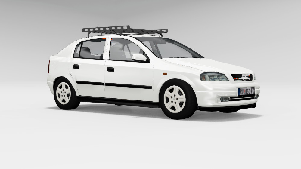 1999 Opel Astra G