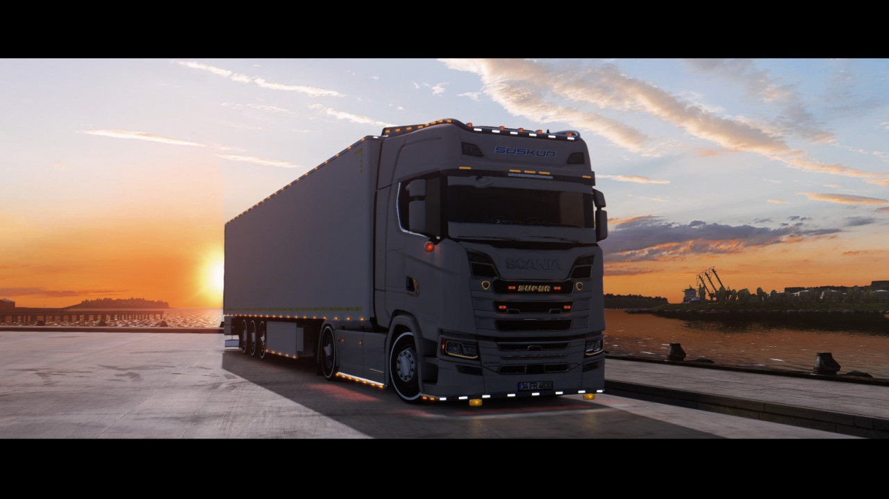Scania S Custom Edit 1.38