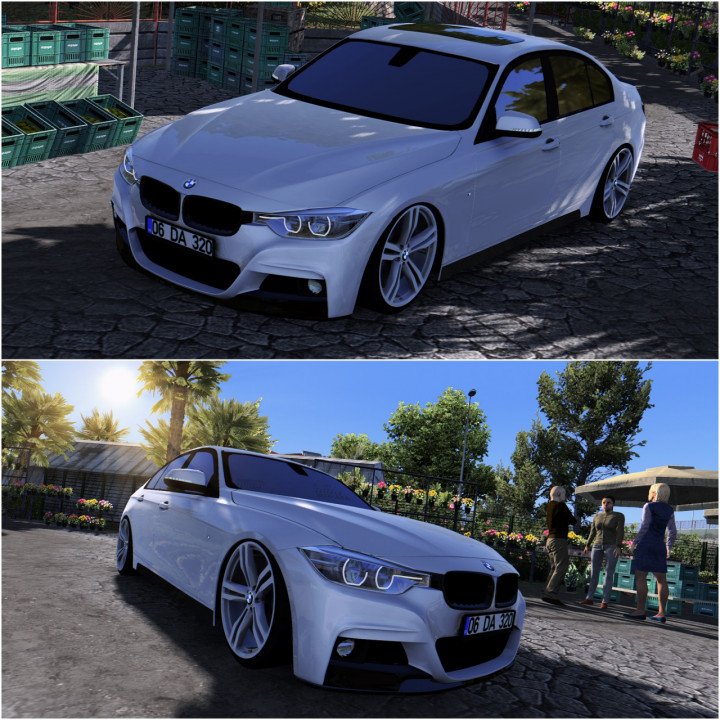 BMW F30 M Package (v1.1) 1.38.x