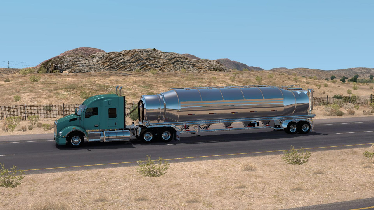 The Heil Superflo Pneumatic Tanker Ownable