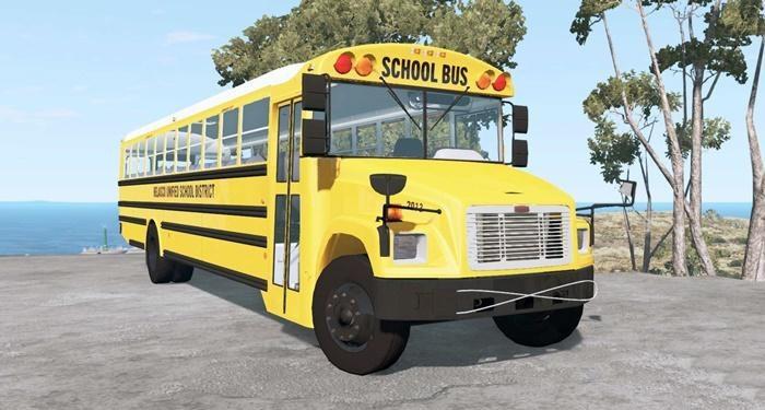 Freightliner FS-65 School Bus
