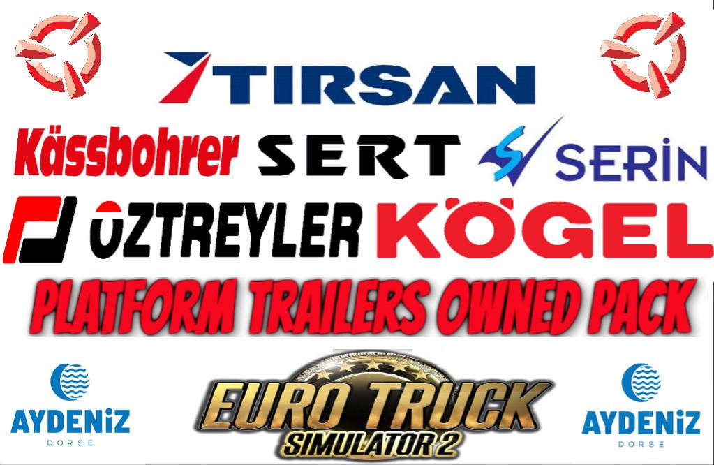 Platform Trailer Owned Pack
