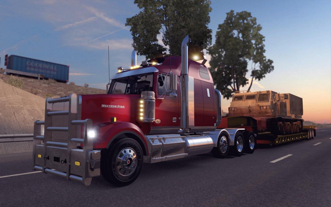 Western Star 4900FA