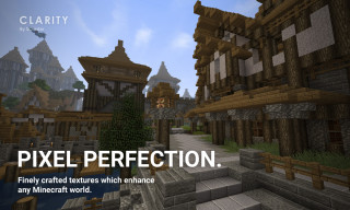 Clarity | Pixel Perfection [32x] [1.16]
