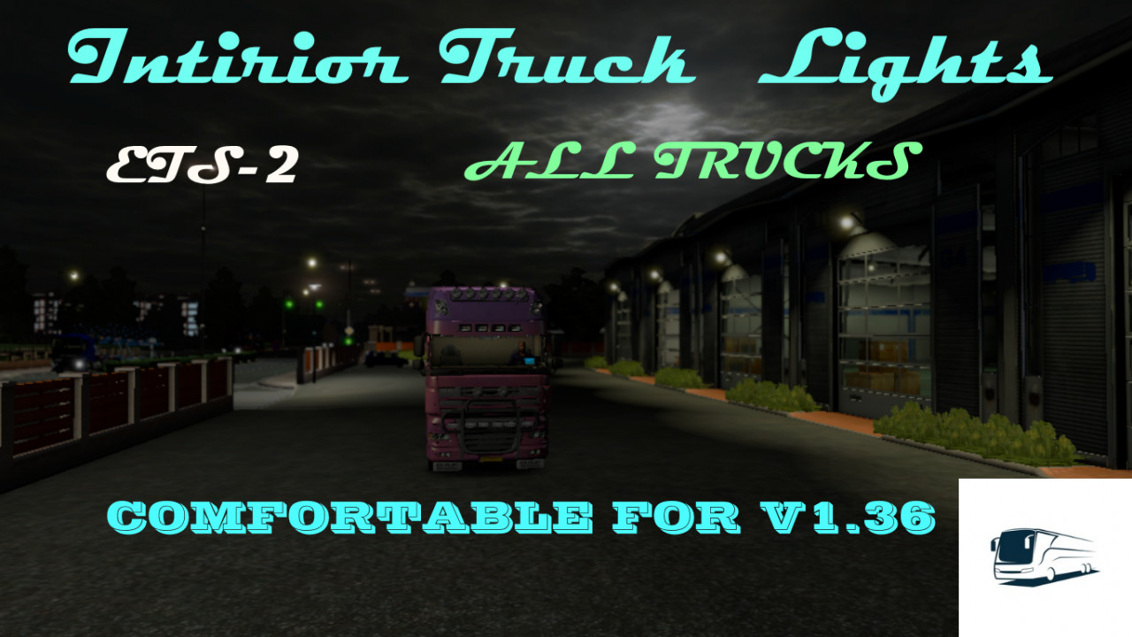 Intirior Truck Lights