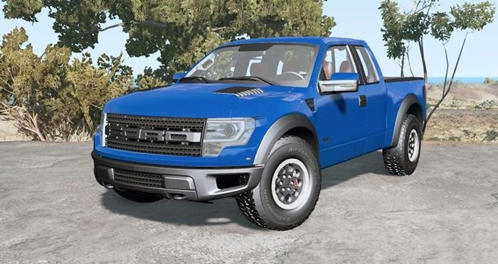 Ford F-150 SVT Raptor SuperCab 2013