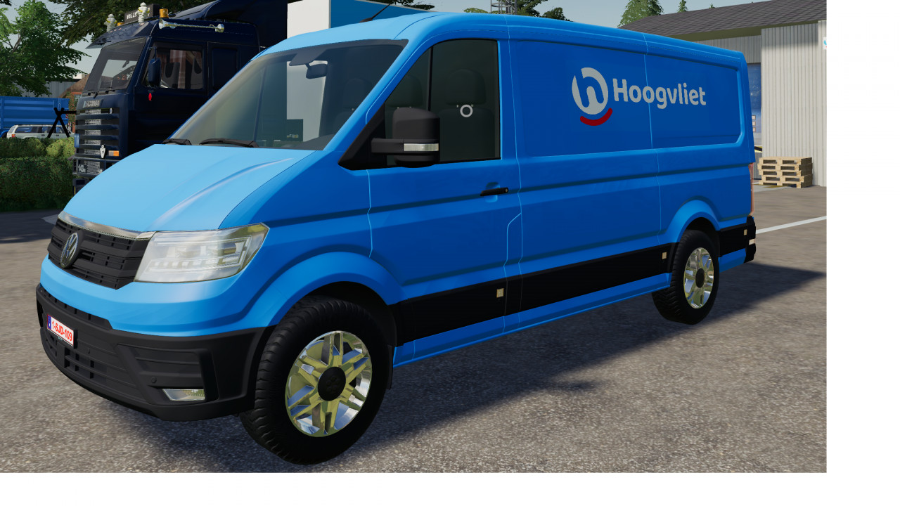 VW Crafter Hoogvliet Edition