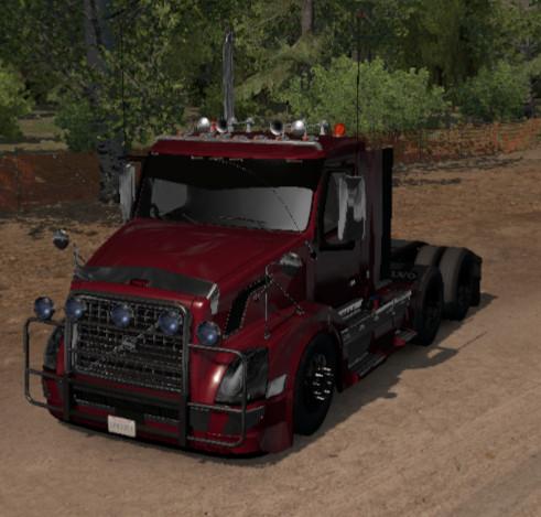 Volvo vnl custom ats 1.38
