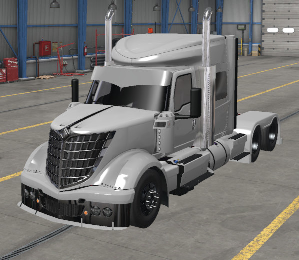 International lonestar custom ats 1.38
