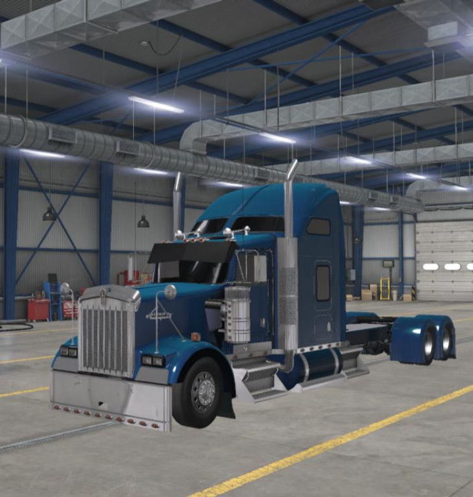 Kenworth w900 Long 1.38