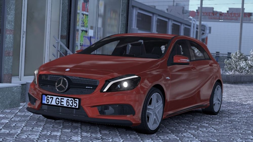 Mercedes-Benz A45 V1R40