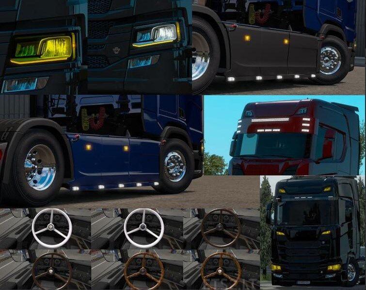 Big Pack Scania Next Gen