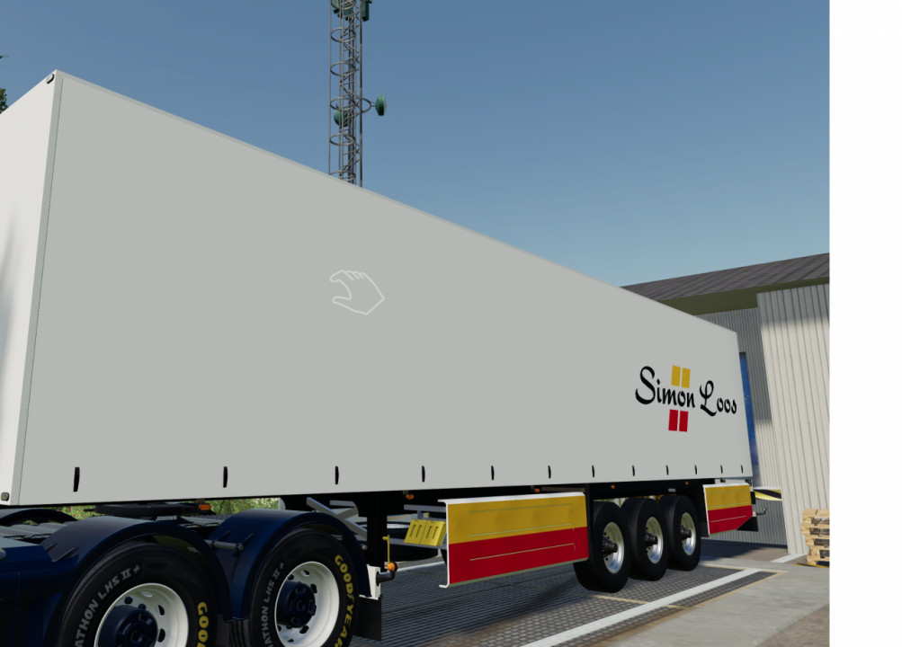 Schmitz Cargobull Simon Loos Version
