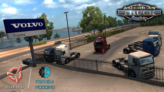 VOLVO FH16 Trucks Mod