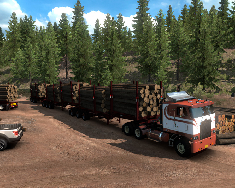 Arctic Logs Trailers
