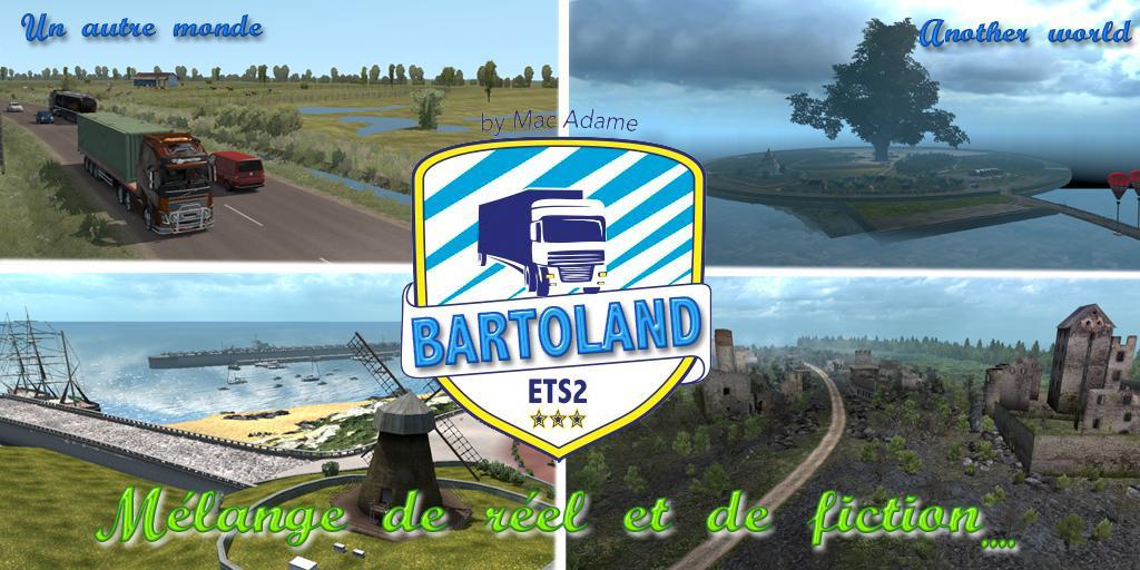 BARTOLAND MAP