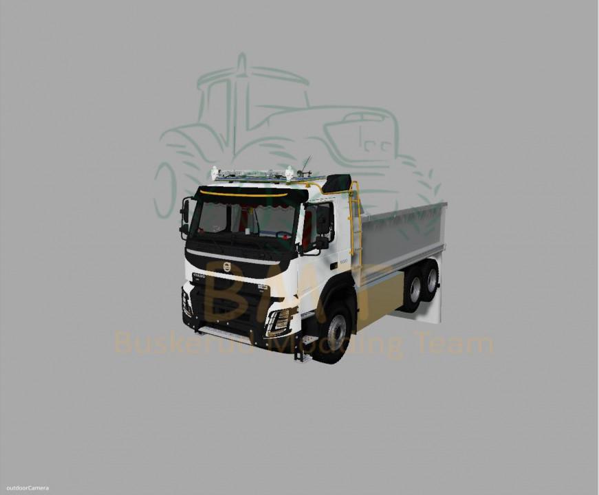 BMT Volvo FMX Tipper BMT Reworked