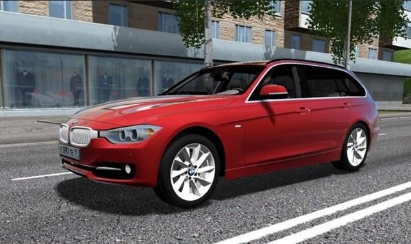 BMW 335i F31 Touring