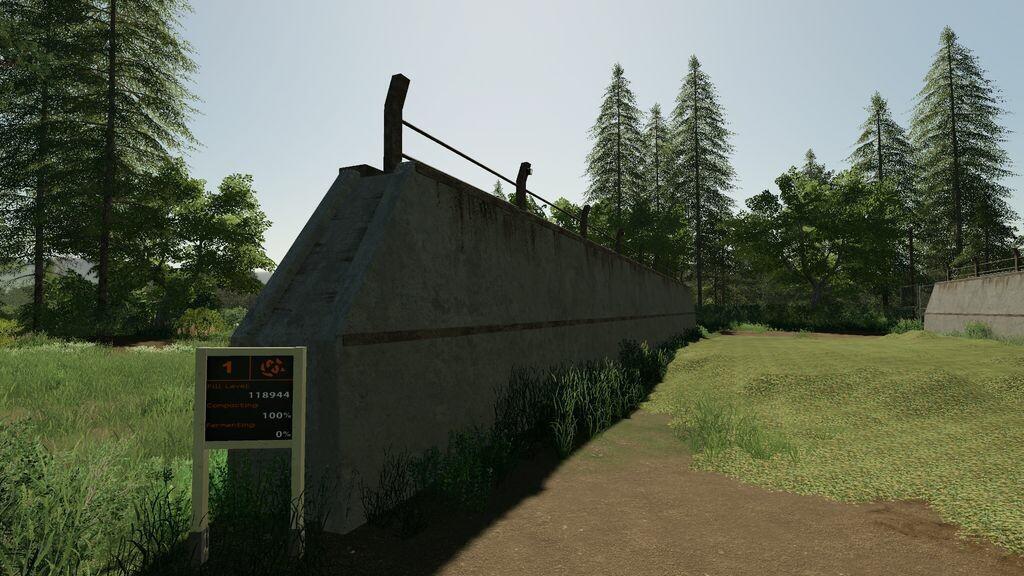 Bunker Silo Displays