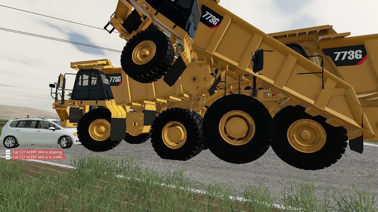 Cat 773G