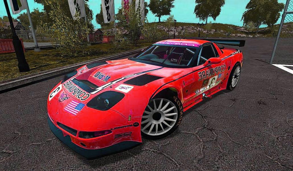 CORVETTE C5R RACING