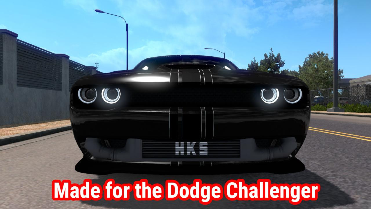DODGE DEMON HEMI V8