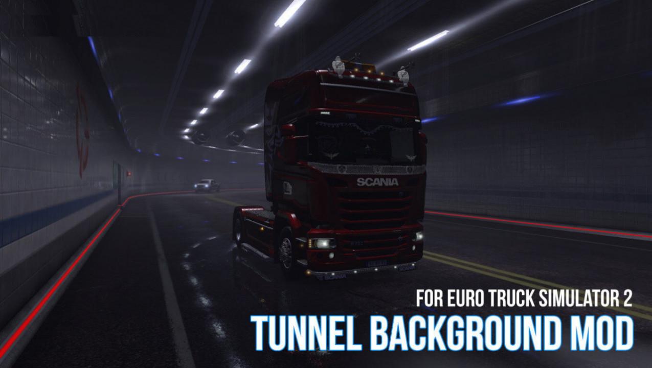 Tunnel Background Mod