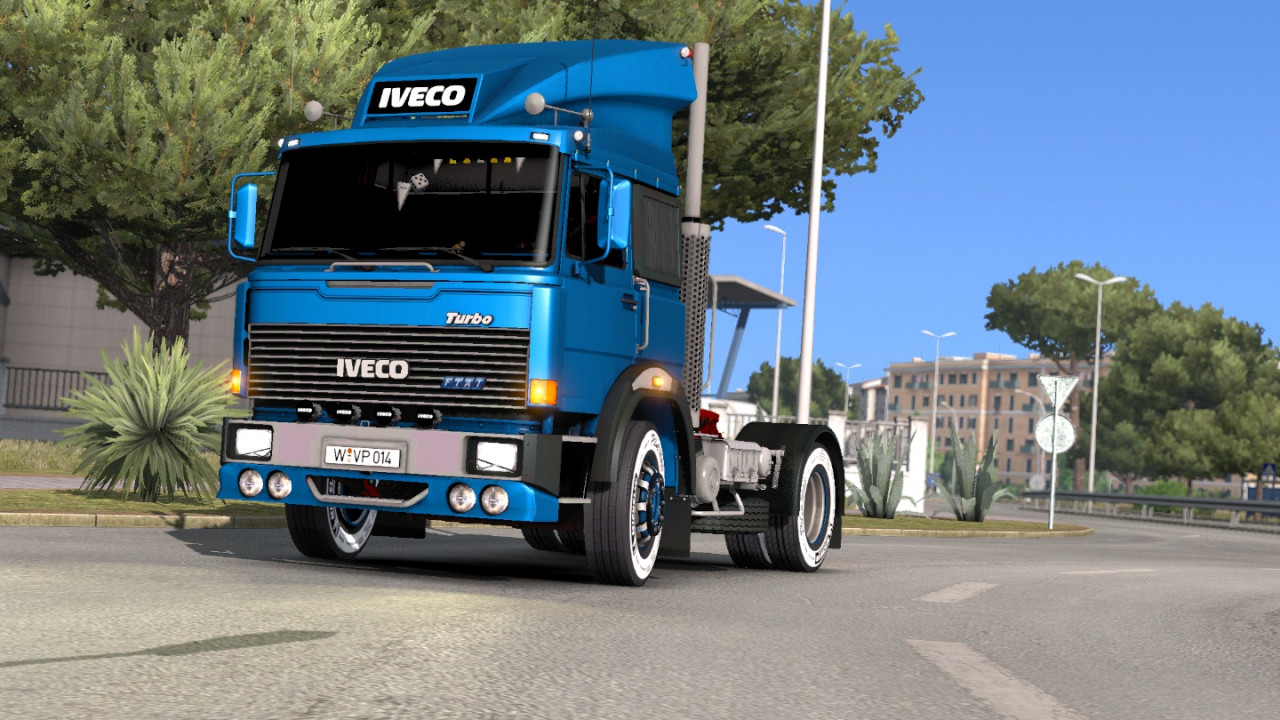 Fix for Iveco 190-38 Special Edit 1.37-1.38