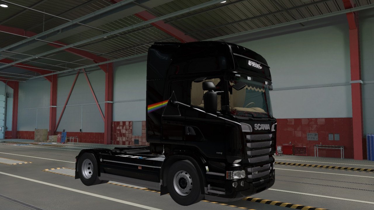 dark side of the moon Scania RJL