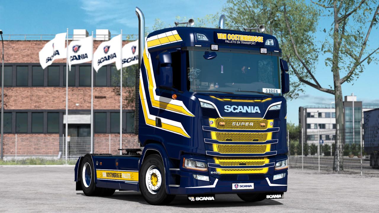 NextGen Scania S & R l6 Sound