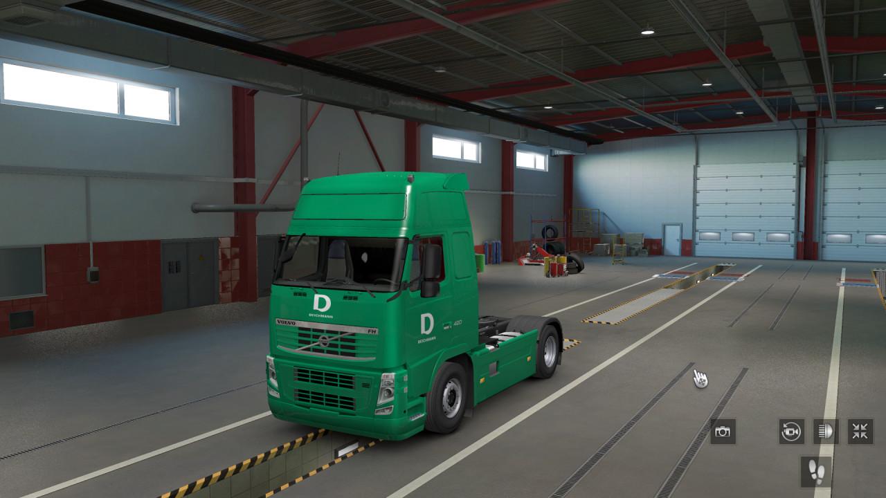 Deichmann für Volvo 2009