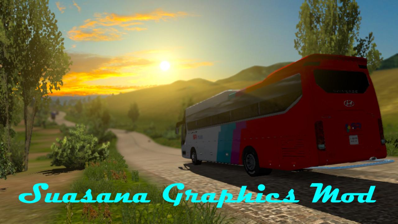 Suasana Graphics Mod   [Drive Link]