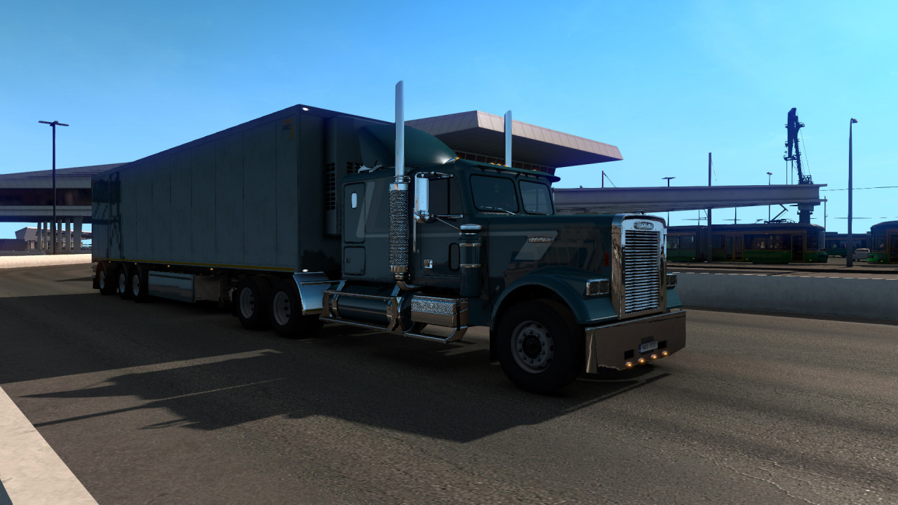 Freightliner FLC12064T by XBS for ETS2