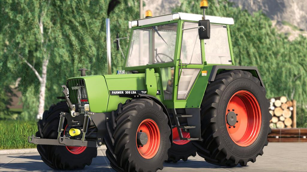 Fendt Farmer 30x