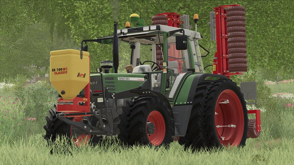 Fendt Favorit 509 510