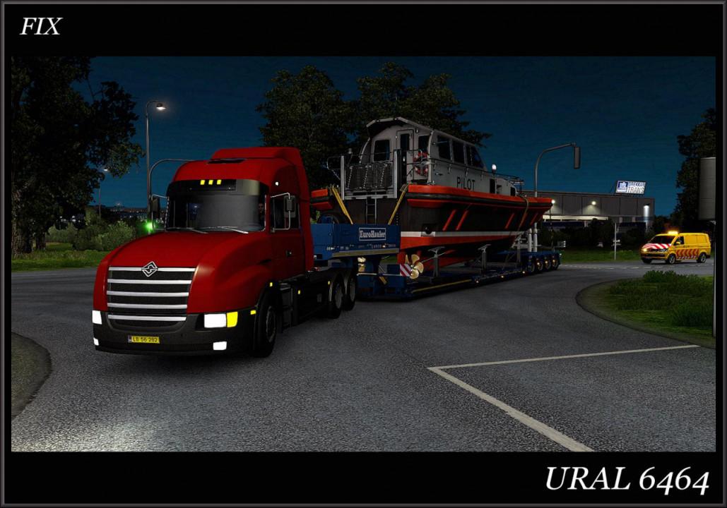 Fix for URAL 6464